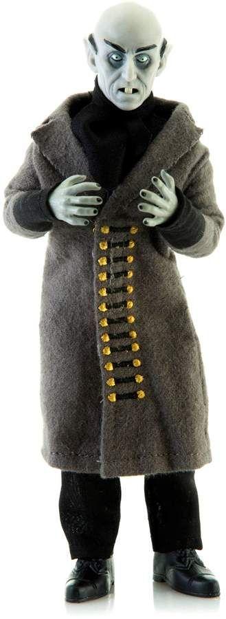 Mego 8Inch Nosferatu Count Orlok Action Figure