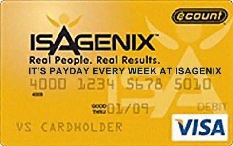 Isagenix Compensation Plan - http://www.livelifeactive.com/2014/07/28/isagenix-compensation-plan/