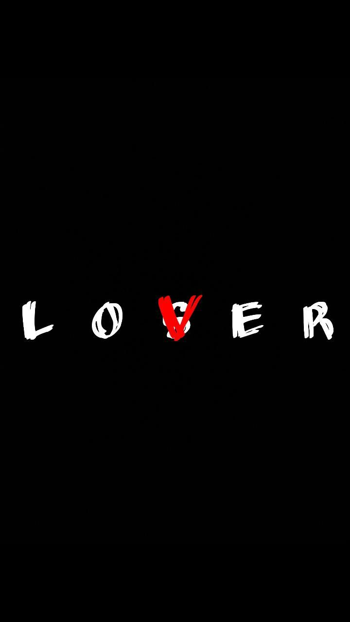 Lover Loser Wallpaper : lover, loser, wallpaper, Lover, Loser, Graffiti, Wallpaper, Iphone,, Artsy, Touch, Phone, Wallpapers
