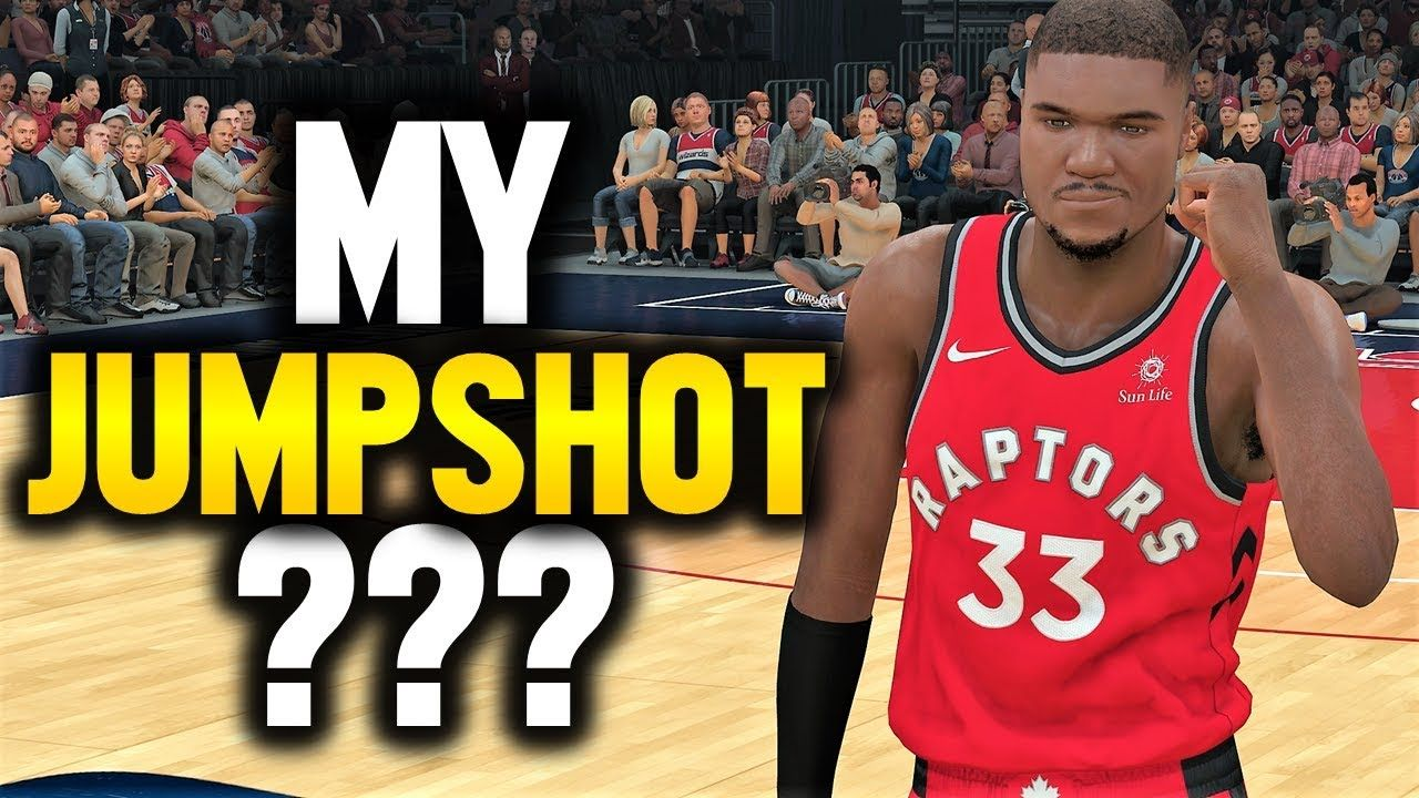 NBA 2K19 MY CAREER GAMEPLAY | BEST JUMPSHOT FOR SHOT