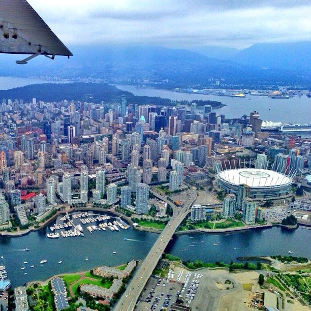Vancouver Bc Canada: Vancouver Is A Coastal Seaport City On The Mainland Of