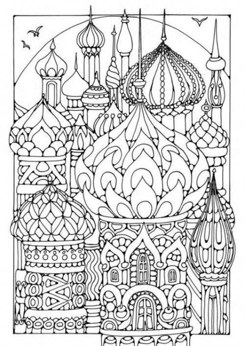 Epingle Sur Coloring Therapy