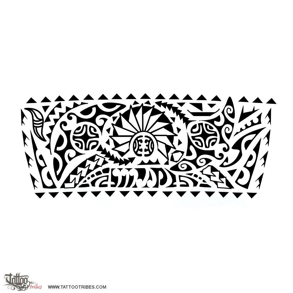 Filipino Tattoos Designs Ideas And Meaning: Pin By Terry Constant On Maori & Polynesian