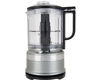 Kitchenaid 5 Cup One Touch 2 Speed Food Chopper In 2019