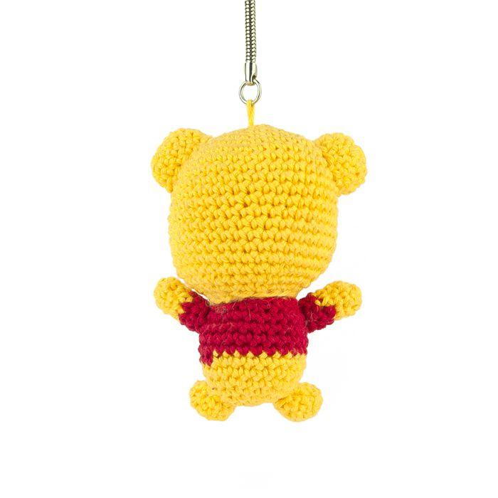 Crochet pattern Winnie the Pooh | Ganchillo