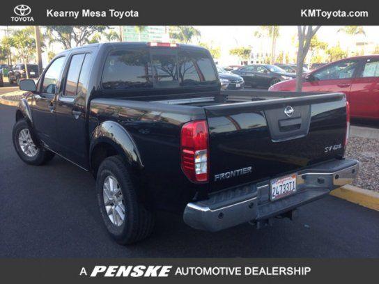 Truck, 2014 Nissan Frontier SV with 4 Door in San Diego