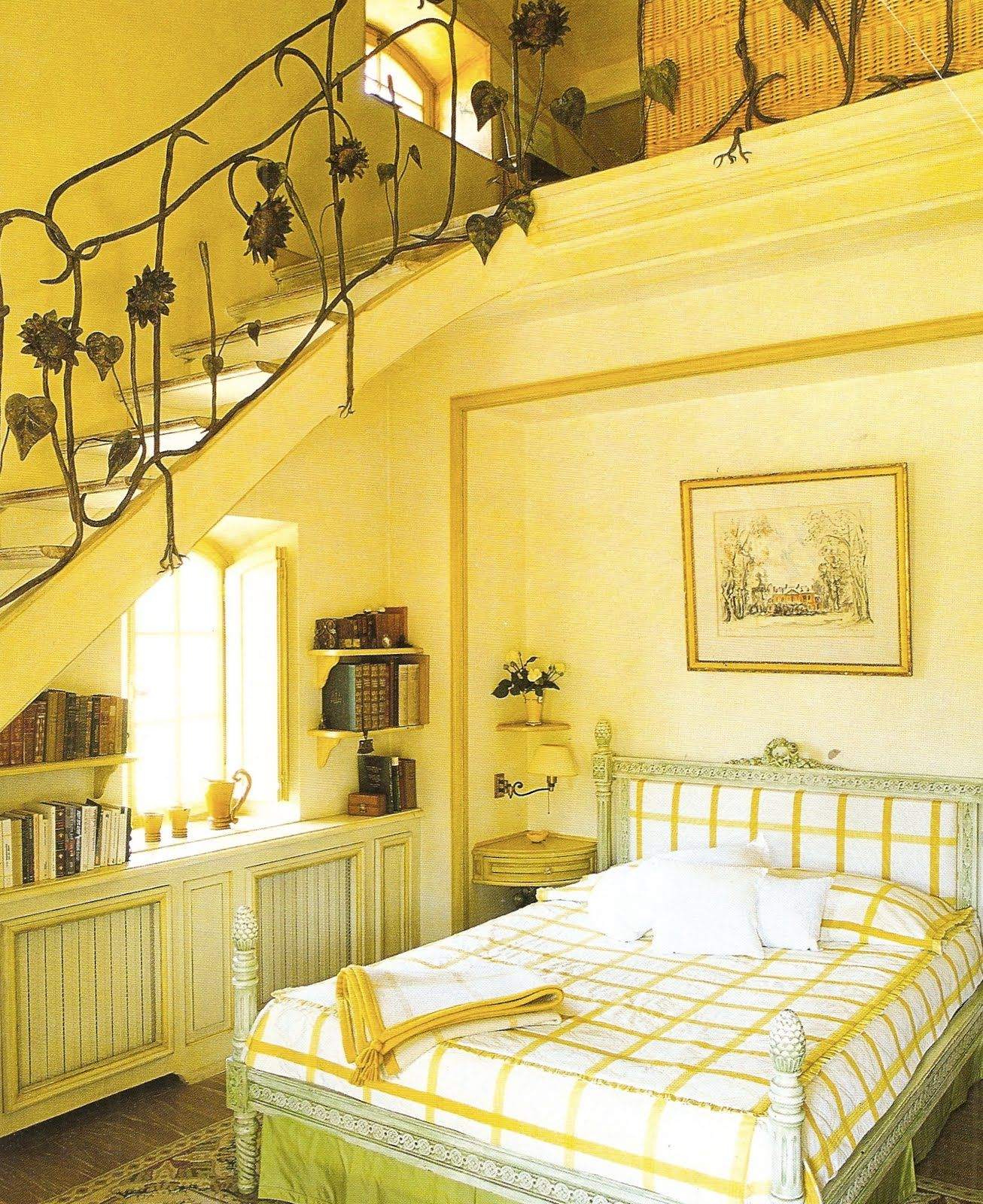 Décor de Provence: French Country Details | Fantasy Home(s ...