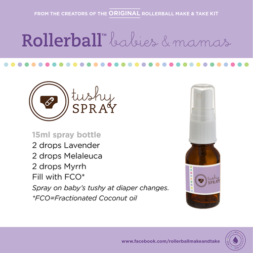 Recipes Rollerball Make And Take Doterra Essential