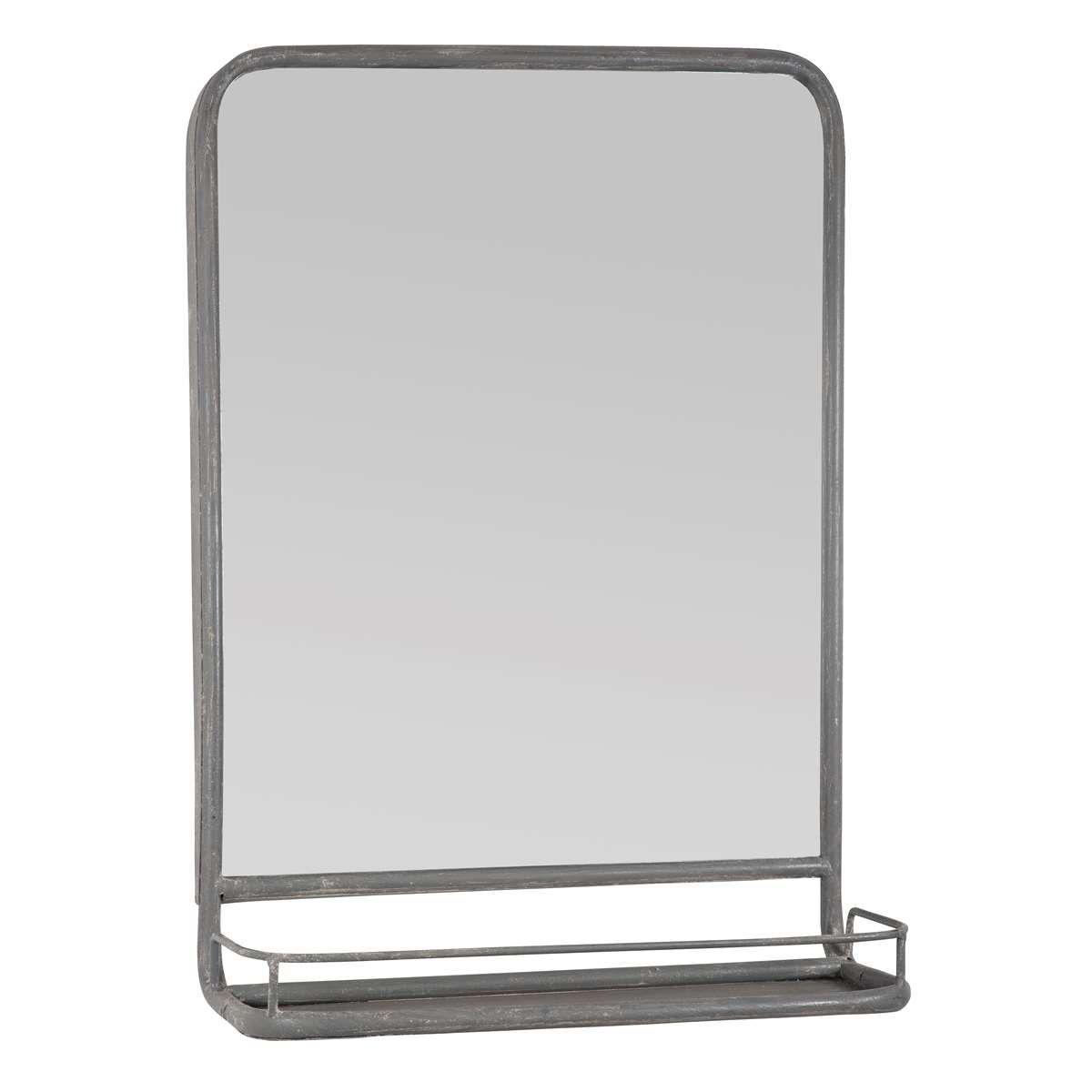 Wandspiegel M/Miniablage - Ib Laursen