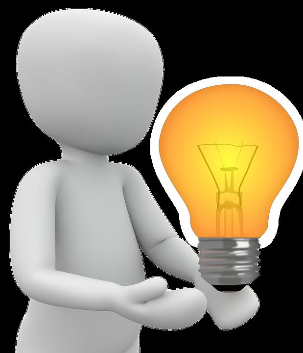 Imagen Gratis En Pixabay Idea Bombilla De Luz Iluminado Bombilla De Luz Bombillas Luces