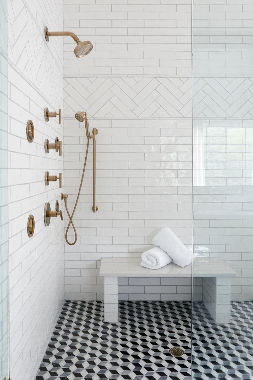 Bathroom Shower Tile Ideas Pinterest | Bathroom Design, Bathroom Interior Design, Trendy Bathroom