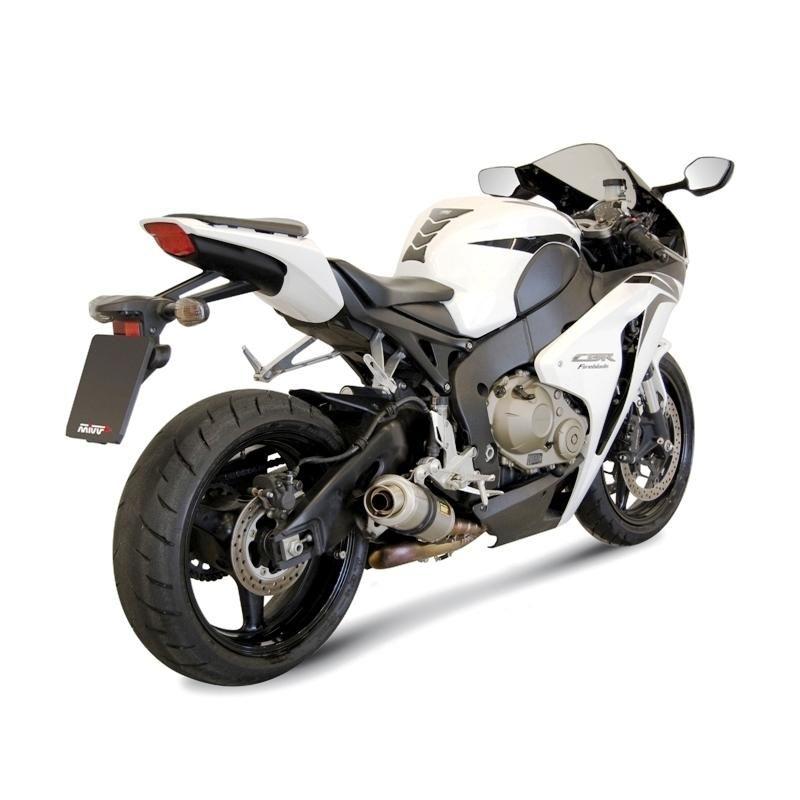 Silencieux MIVV GP titane Honda CBR1000RR 08-13