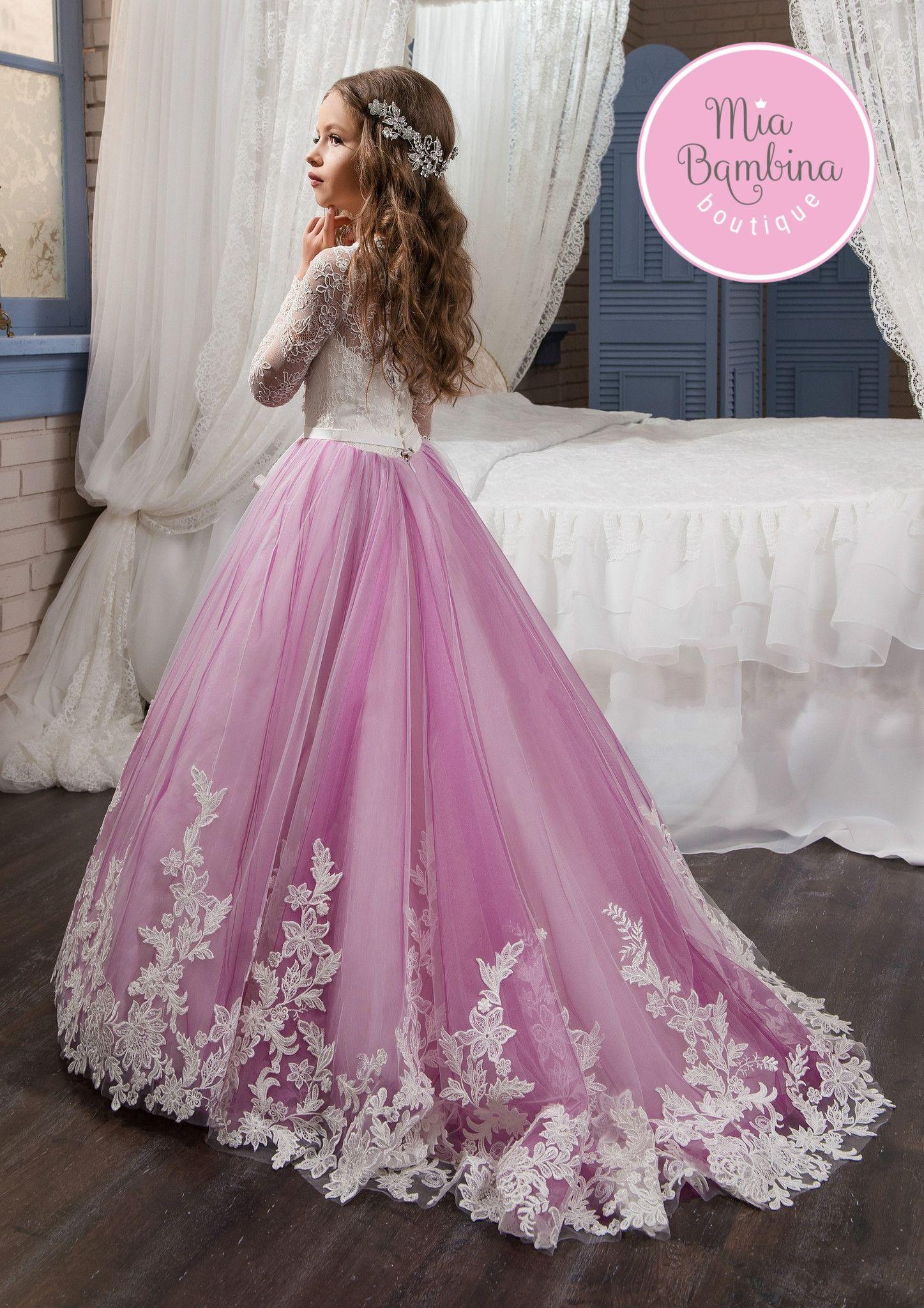 48c7b5967 Flower Girl Dresses Atlanta Girls Dress for Wedding