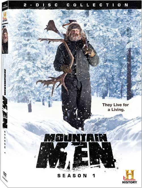 Mountain man christmas gifts