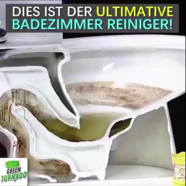 Photo of Sauberes Bad im Handumdrehen? 🤔 💦