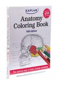 Kaplan Anatomy Coloring Book - 5th Edition