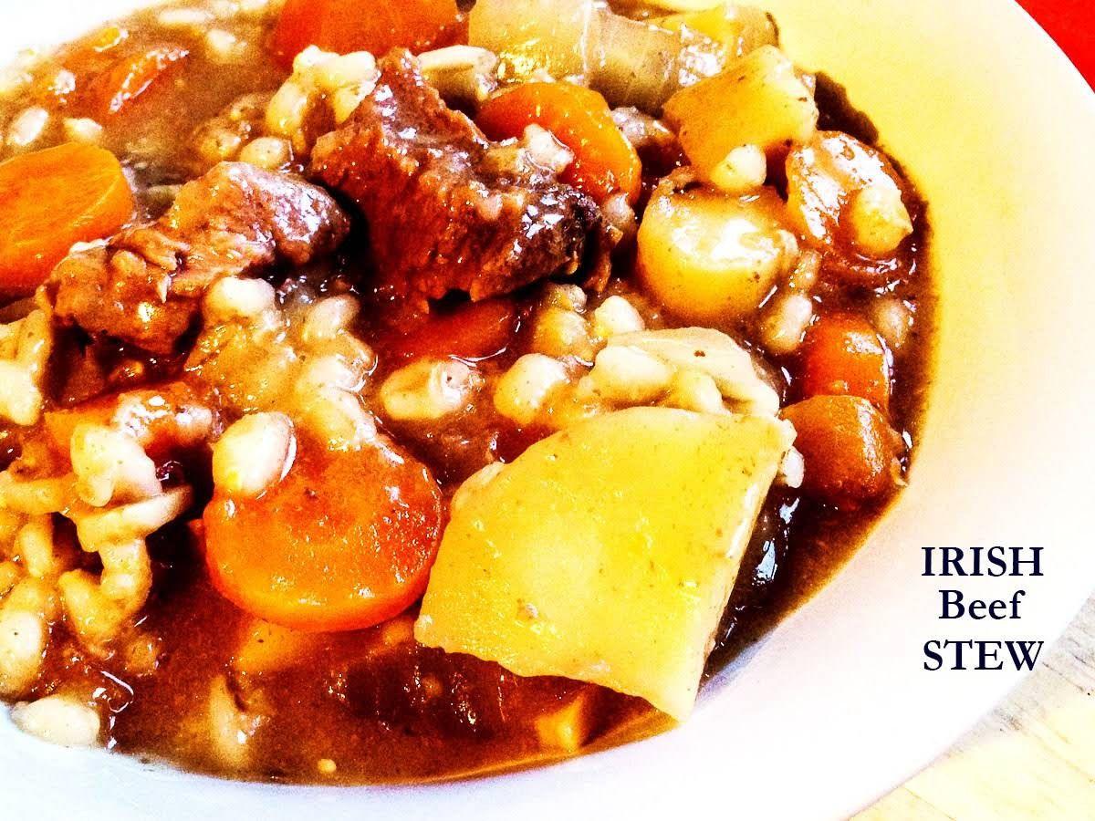 Hairy Bikers' Irish Lamb Stew Recipe Irish Stew Beef Stew