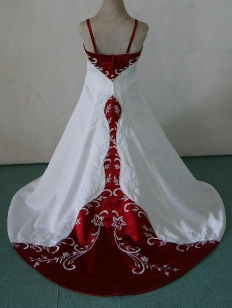 4ddd89bcb3e Red And White Baby Dress Review
