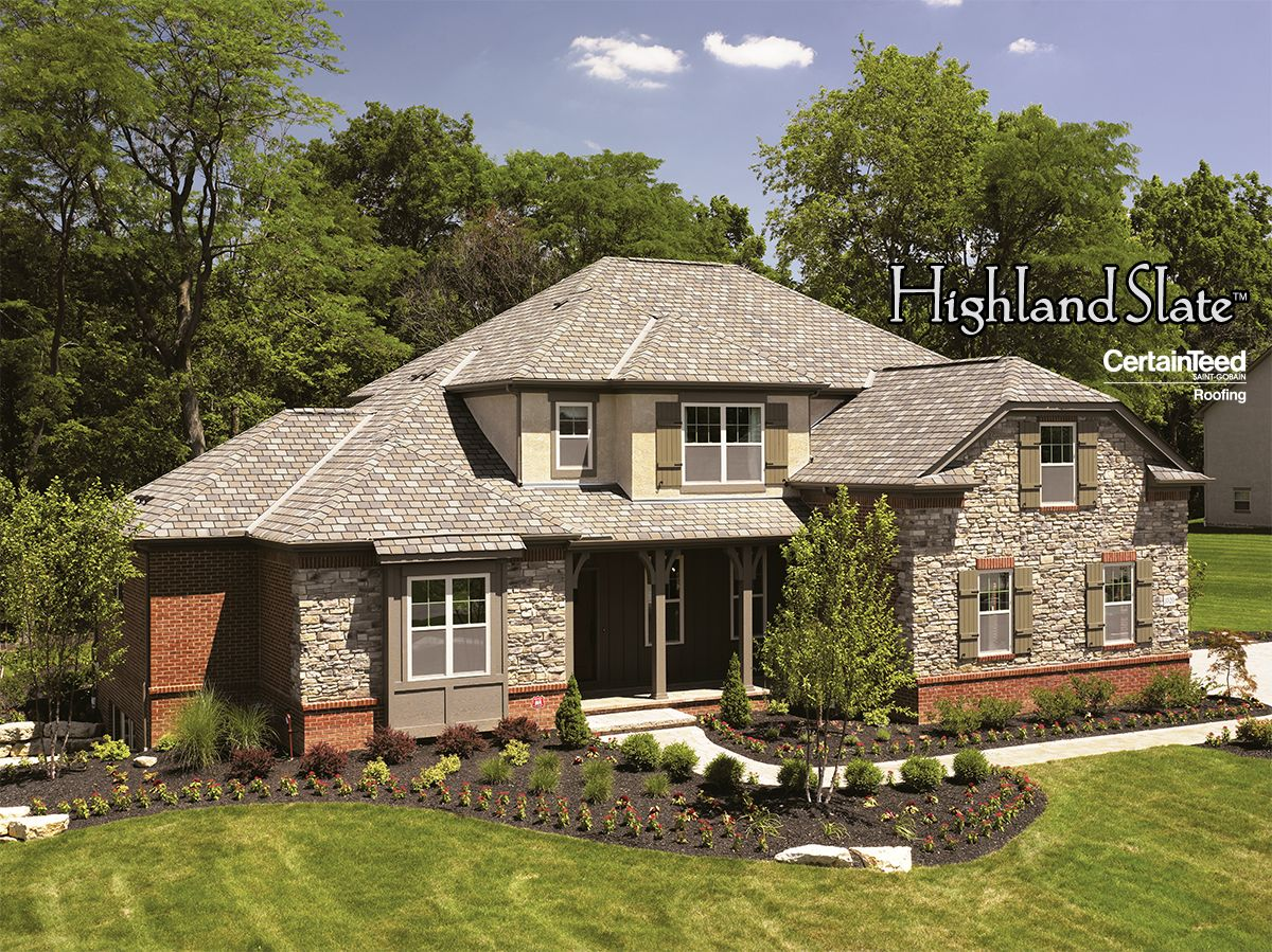 Best Highland Slate® Roof Design Roof Styles Shingle Colors 640 x 480