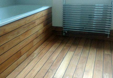 Best Teak Wood Flooring 400 x 300