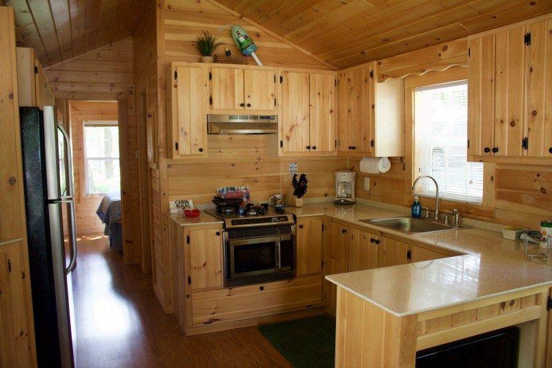 Hid N Pines Rv Resort Maine Cabin Rentals Getaway Cabins Old Orchard Beach