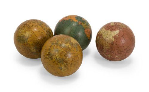 Set Of 400 Antique Finish Decorative Globe Spheres 400 You Can Find Fascinating Decorative Globe Balls