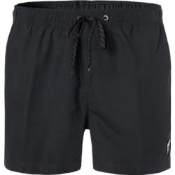 Photo of Quiksilver Bade-Short Herren, Mikrofaser, schwarz Quiksilver