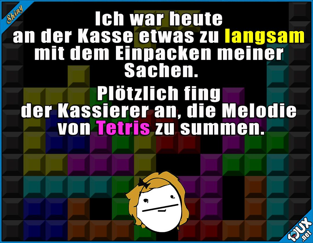 Kassierer Mit Humor Edeka Rewe Tetris Lustig Verarscht