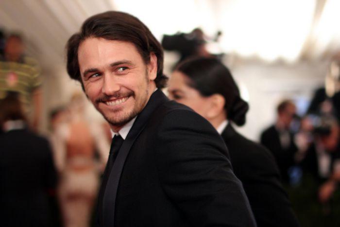 James Franco 2012