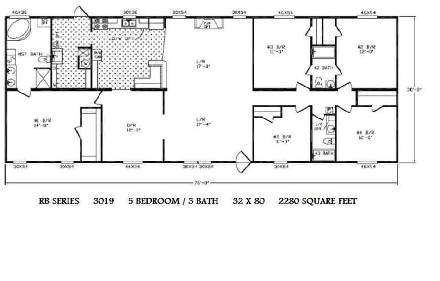 Image result for 32x80 mobile home plans | Home Plans I like ...