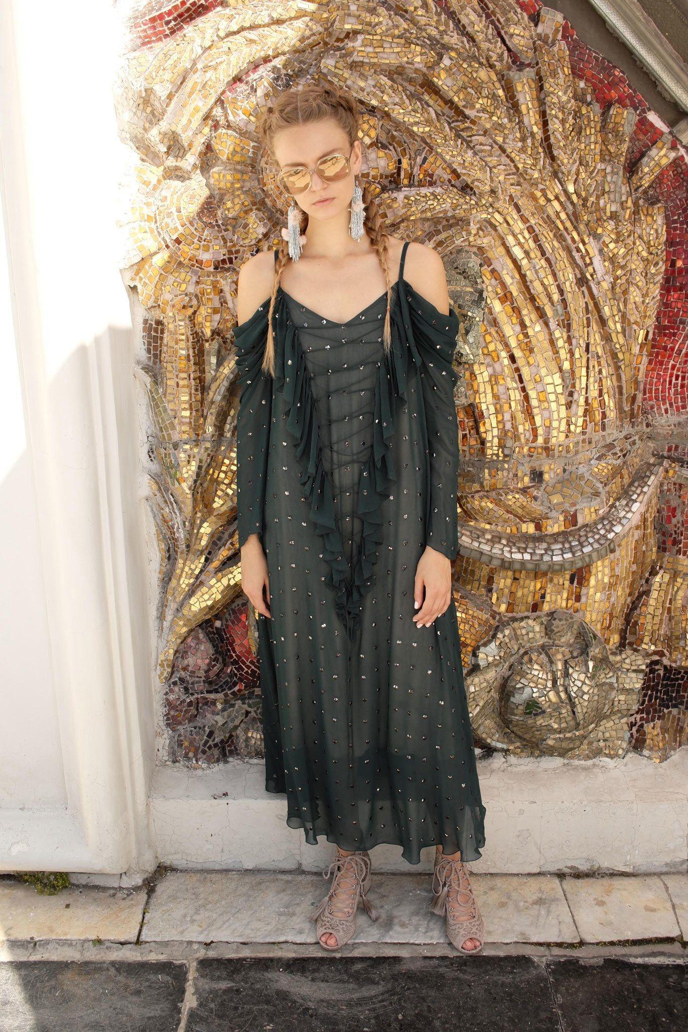 Alena akhmadullina spring readytowear fashion show spring