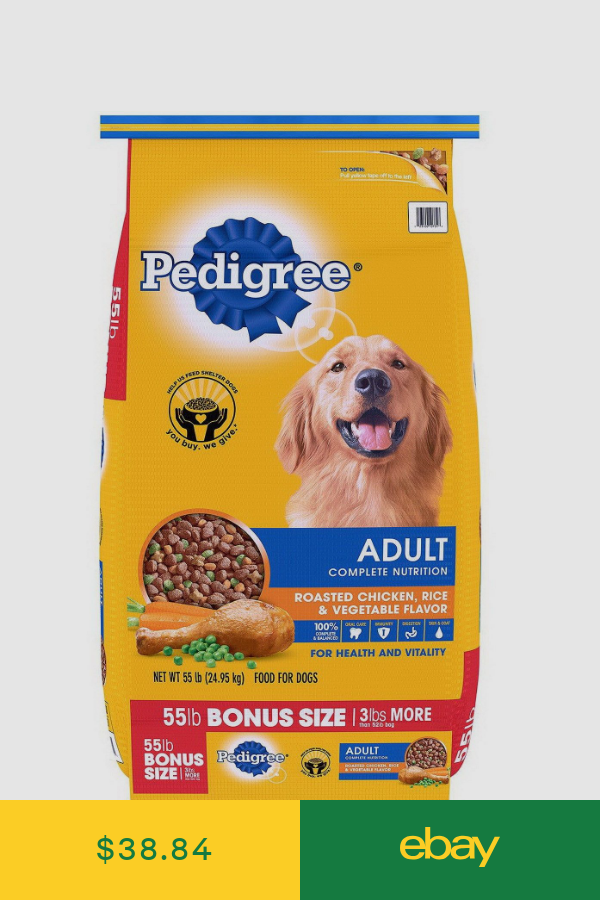 Pedigree Dog Food Pet Supplies ebay Dog food recipes