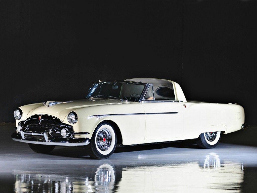 Packard Saga Concept Car (1955) #conceptcars