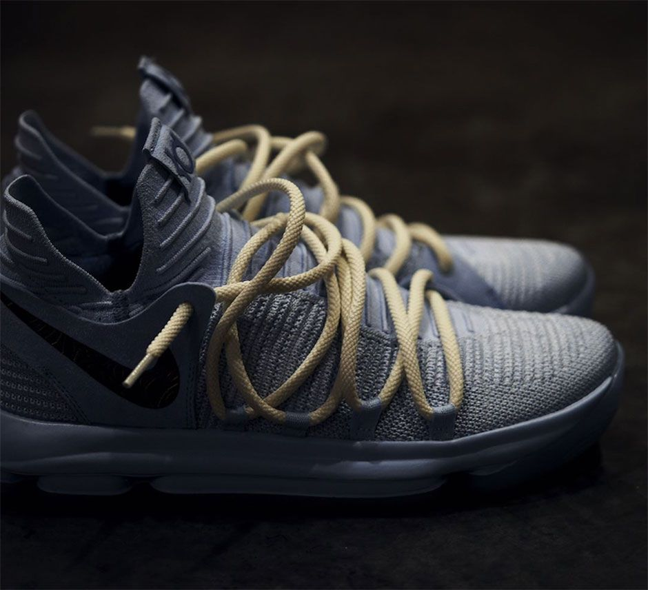 "9d808adf935 The official launch of the Nike KD 10 is just a week away as the  ""Anniversary"" edition is set for a release on May 26th. Nike is keeping the  debut "" ..."