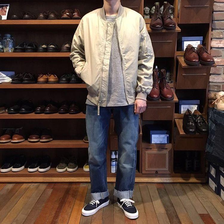 80d9f79cc3f ... Denim   Lvc 1947 501 Jeans Jackie Sneakers   VansVault OG Authentic LX  (Canvas Suede) Dress Blues Wrought Iron  Sculp SculpStore  스컬프 스컬프스토어