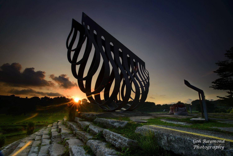 Photograph Sunrise @ Bishan - Ang Mo Kio Park by GohRaymond Photography on 500px