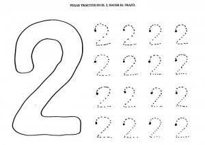Resultado De Imagen De Okul öncesi 2 Sayısı Boyama Sayfası Boyama