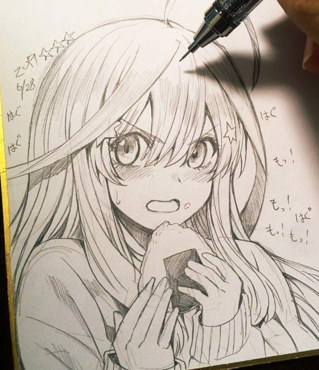 Photo of incríveis inspirações de desenhos estilo anime e mangá