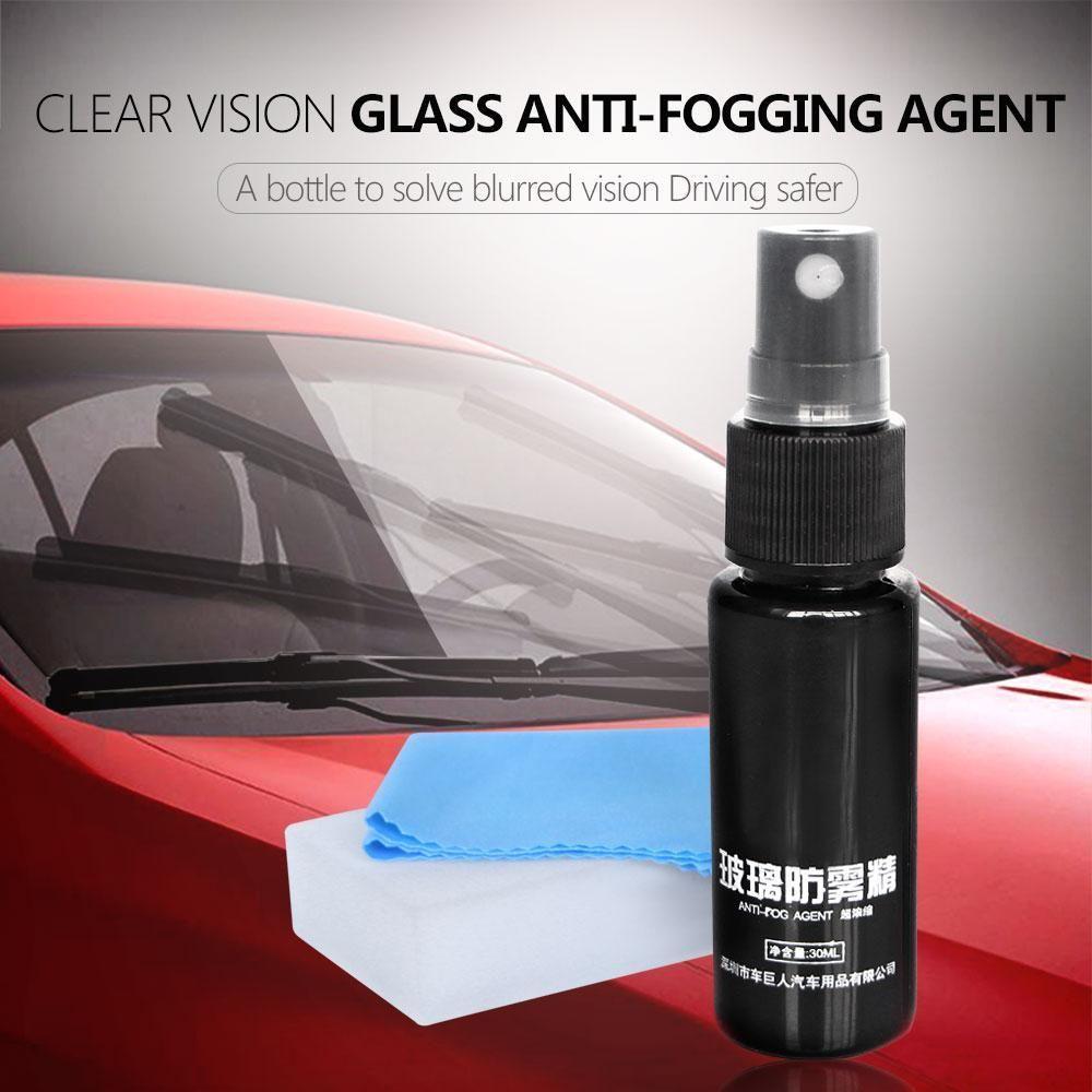 30ml Anti Fog Agent Long Lasting Glass Window Liquid Glass