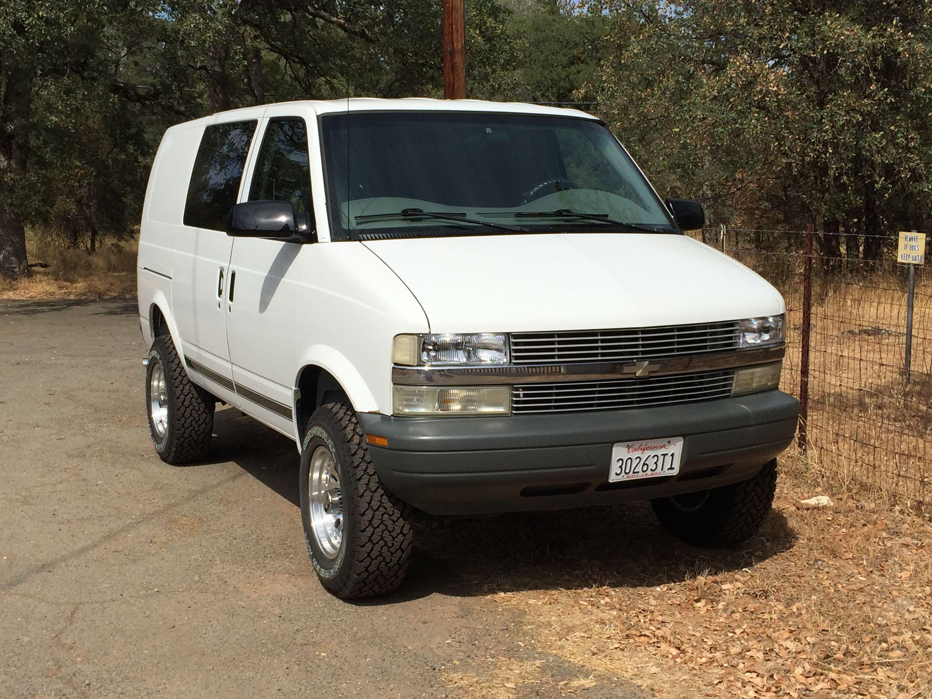 Gmc Safari Van 4x4 - Year of Clean Water