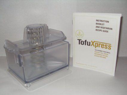 Amazon.com: Gourmet Food Press - Tofu Press -