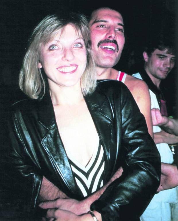 Freddie mercury mary austin actress