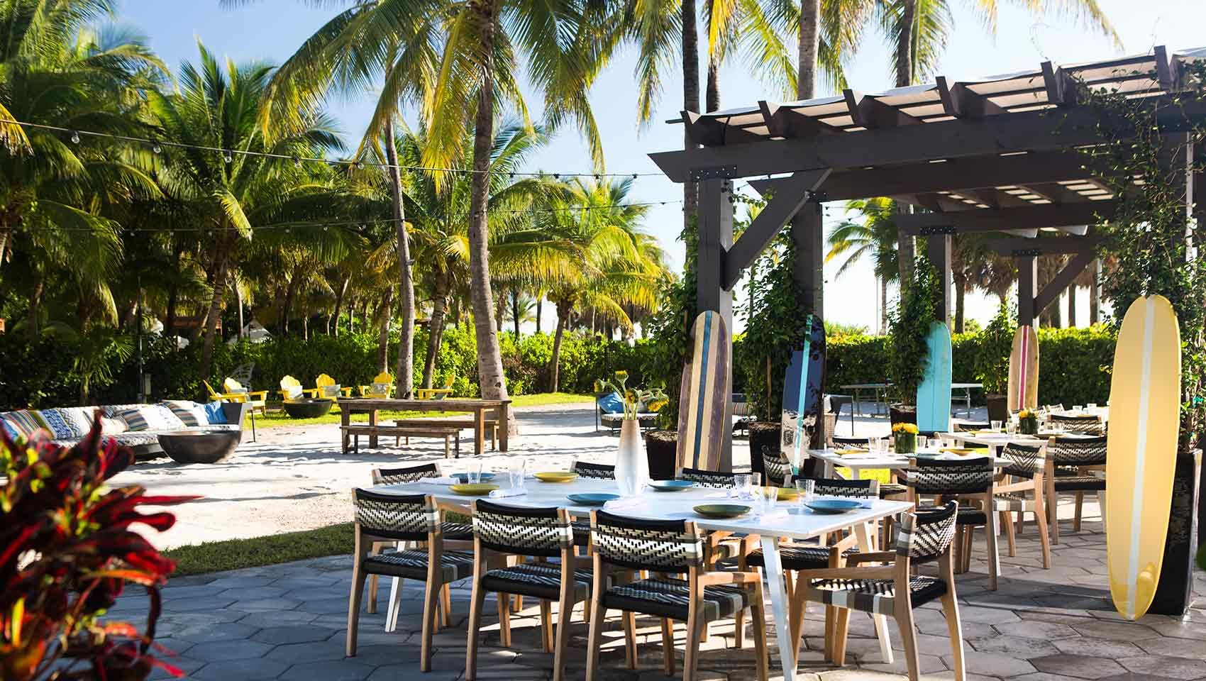 Kimpton Surfcomber Hotel Is A Trendy And Hip Boutique In South Beach Miami Florida Enjoy An Ocean Front Stay At Our
