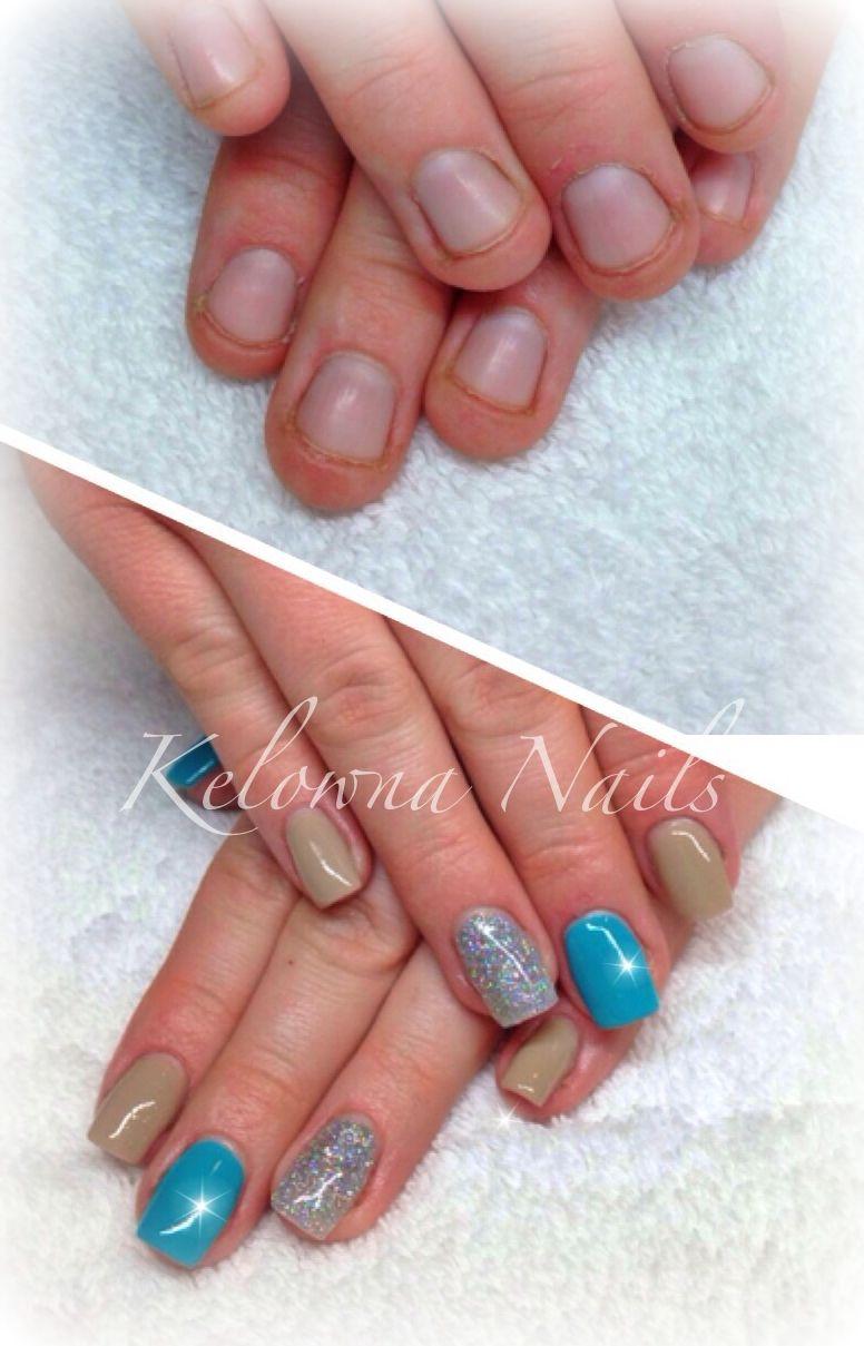 No more nail biting <3 | Gel Nails | Pinterest | Nail biting