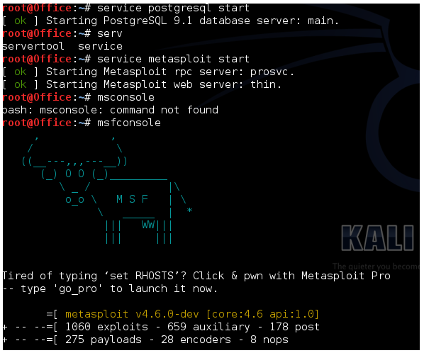 linux penetration testing