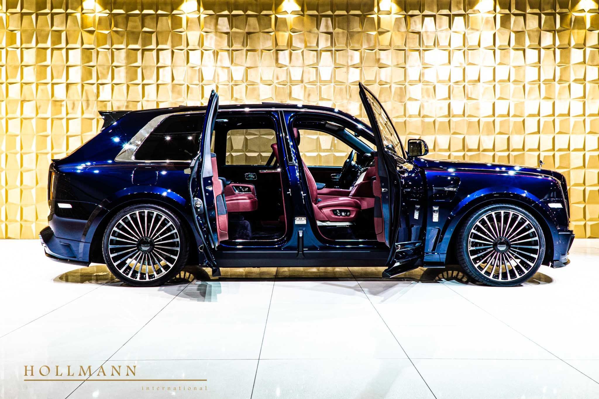 Rolls Royce Cullinan By Mansory Hollmann Luxury Pulse Cars Germany For Sale On Luxurypulse Luxury Cars Rolls Royce Rolls Royce Cullinan Rolls Royce