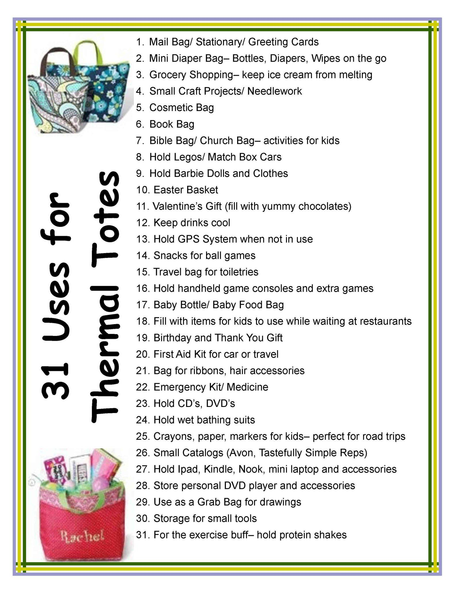 31 uses for thermal totes you can order online at mythirtyone 31 uses for thermal totes you can order online at mythirtyone negle Gallery