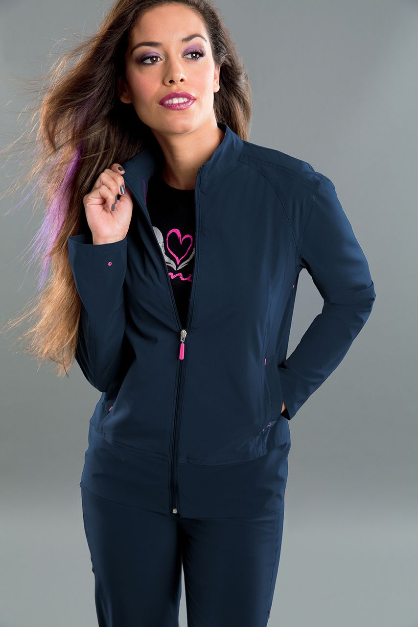 Totally or fav item in the store the smitten scrub jackets ...