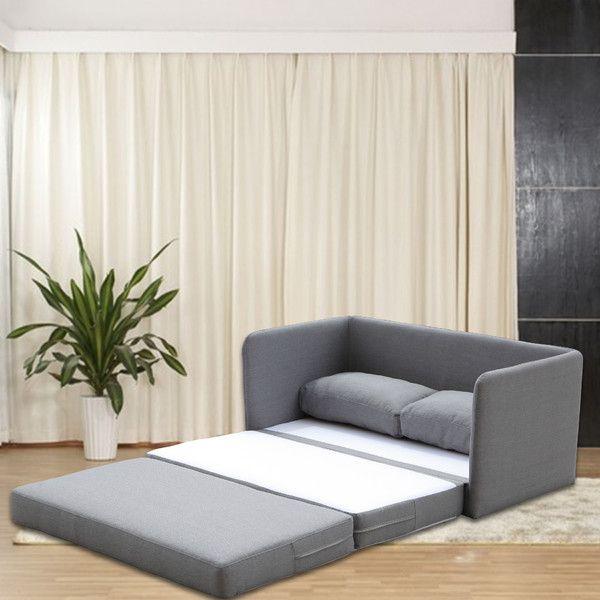 Best Sabastian Reversible Sleeper Loveseat Sleeper Small 640 x 480
