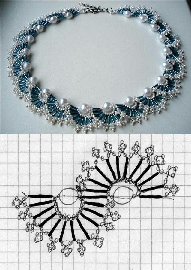 Bead-Patterns.com | Beaded Bugles | Pinterest | Bead patterns, Beads ...
